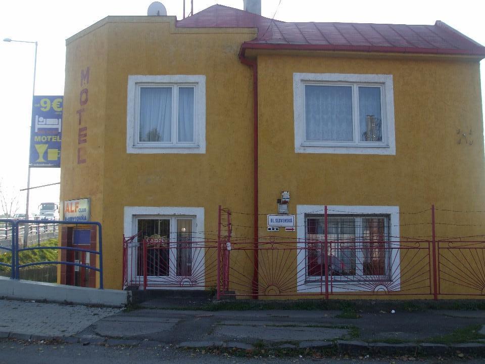 Ubytovňa Penzión Alf Club Michalovce